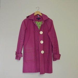 Boden Rain Trench Coat